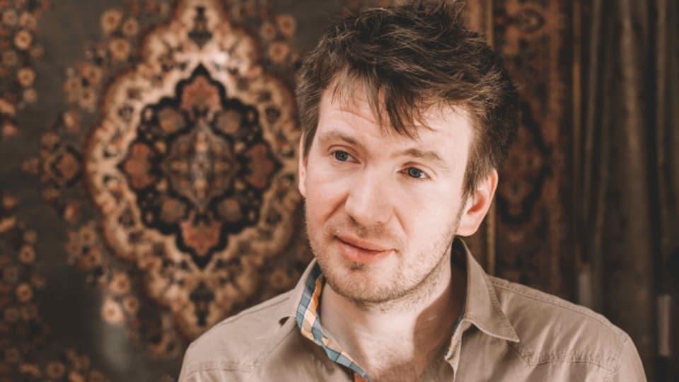Dmitrij Kapitelman sprengt mit seinem Werk «Das Lächeln meines unsichtbaren Vaters» die Genre-Grenzen