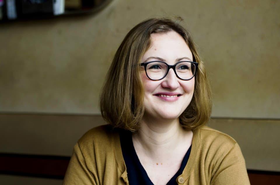 Emilia Smechowski flüchtete 1988 mit ihrer Familie von Polen nach Westberlin.