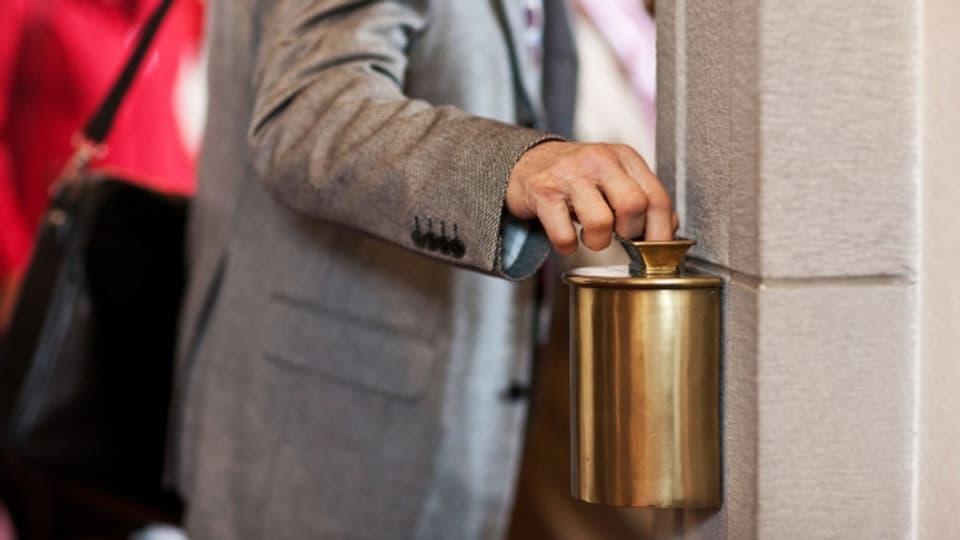 Die Kirche sollte beim Geldverdienen ein Vorbild sein in Sachen Nachhaltigkeit.