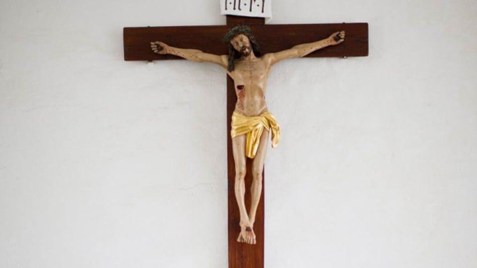Membra Jesu Nostri von Dietrich Buxtehude beschreibt in sieben Kantaten die Körperpartien des gekreuzigten Jesus.