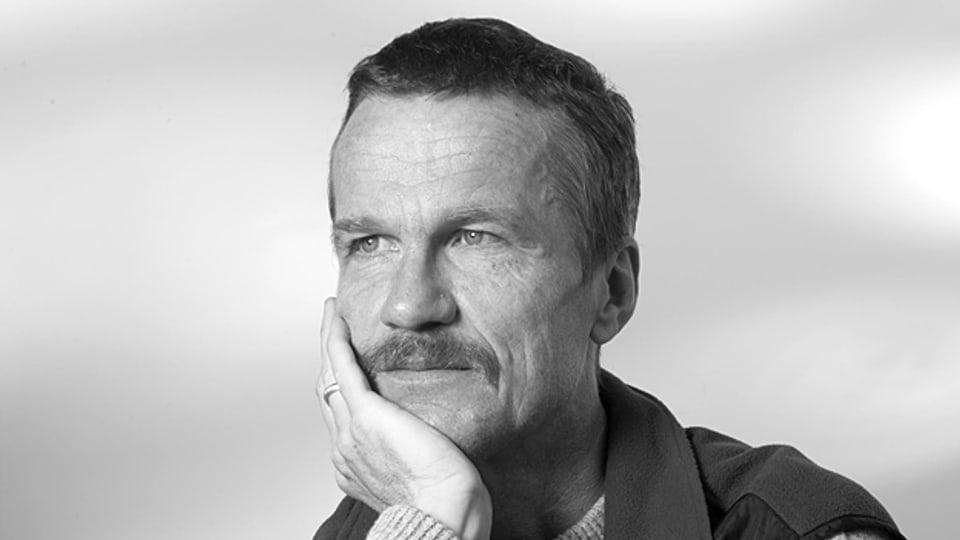35 Jahre lang Religionsredaktor bei SRF: Lorenz Marti