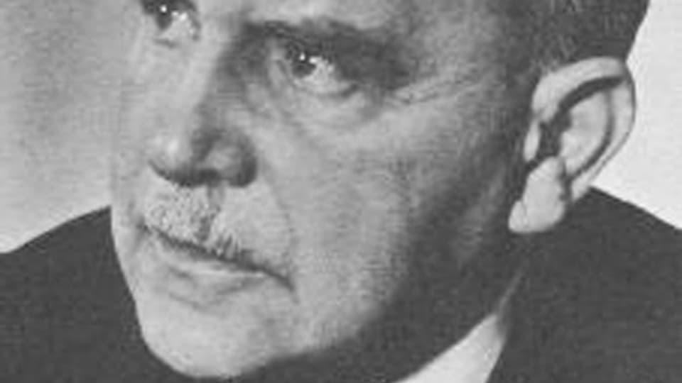 Othmar Schoeck wurde gerügt für sein Liebäugeln mit der NS-Diktatur.