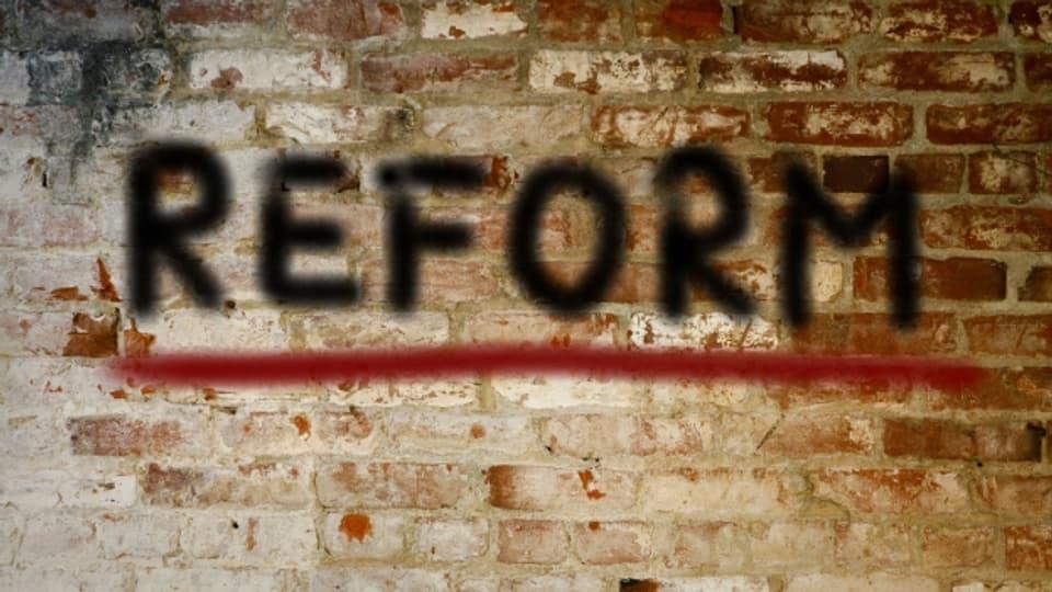 Reformieren - Ein Überblick