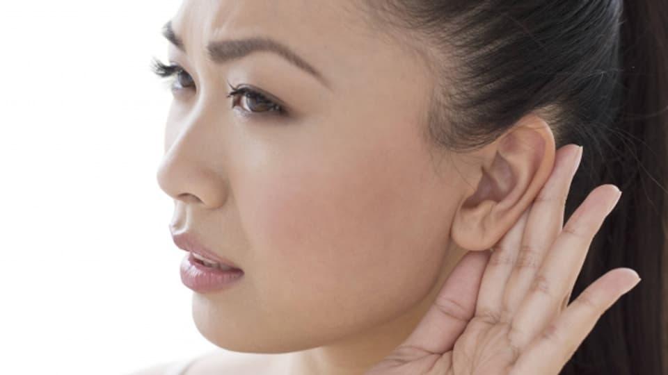 Menschen sind auch Hörwesen