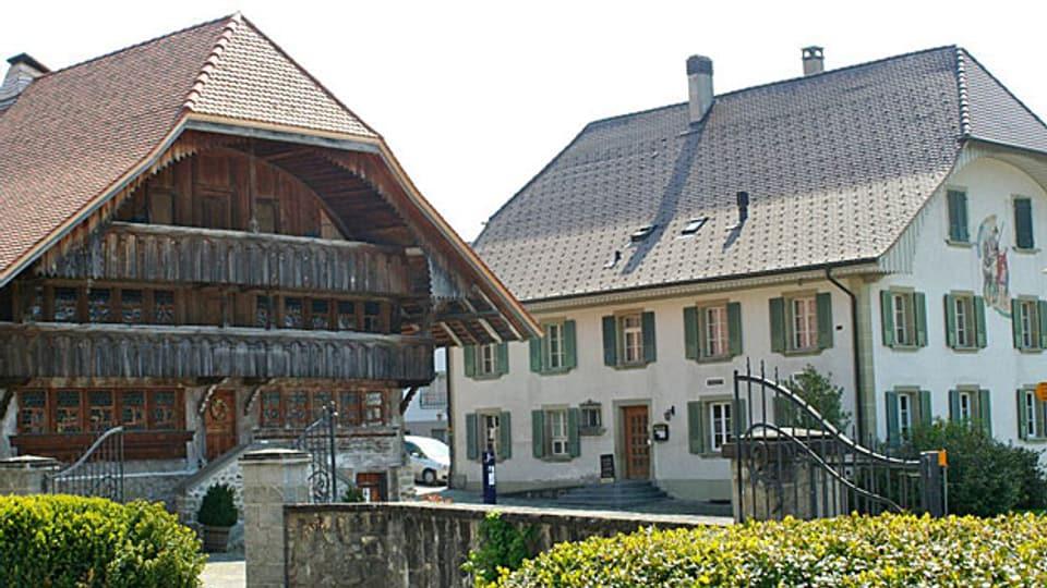 Sensler Museum und Gasthof St. Martin