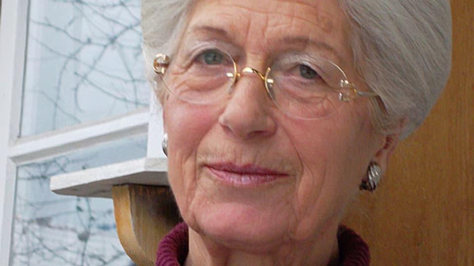 Lisa Krischel-Brog liebt das Haslideutsch und die Kultur ihrer Region
