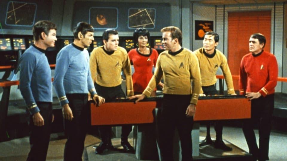 Mannschaft von Star Trek