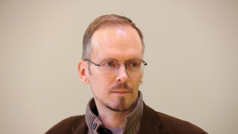 Dietmar Dath wurde 1970 in Rheinfelden geboren.