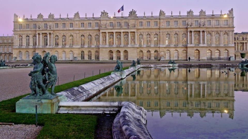 Schloss Versailles.
