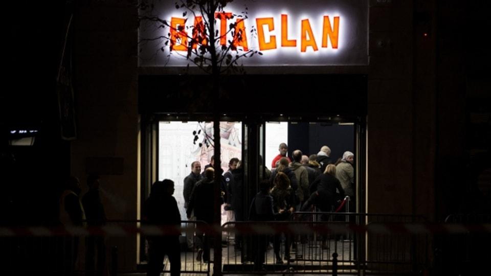 Das Bataclan in Paris.