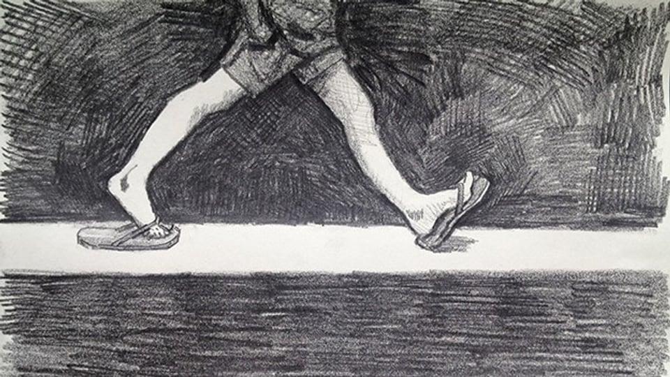 Illustration von Autorin Naema Gabriel