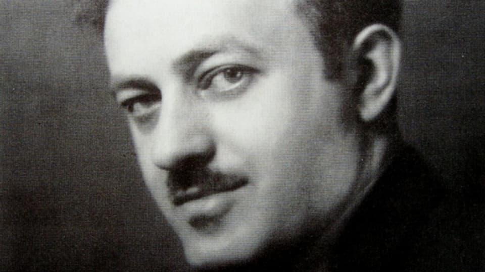 Ben Hecht (ca. 25-jährig, 1911)