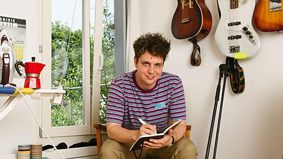 Dominik Muheim