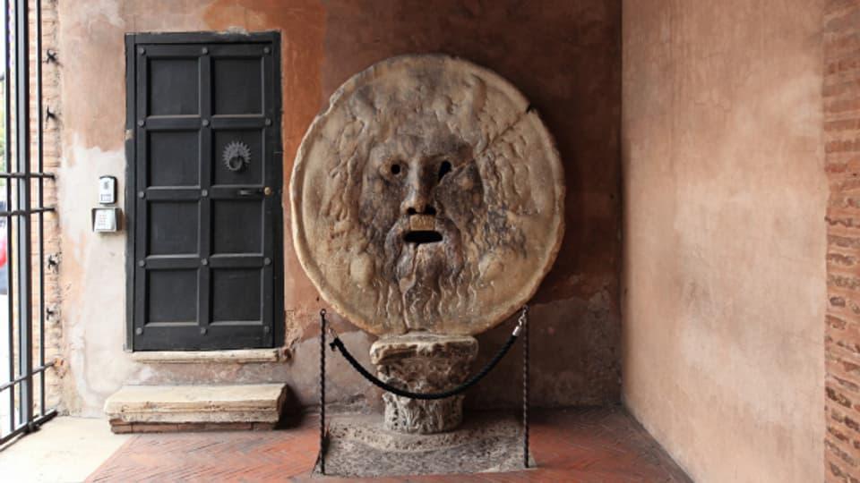 Bocca della verità in Rom