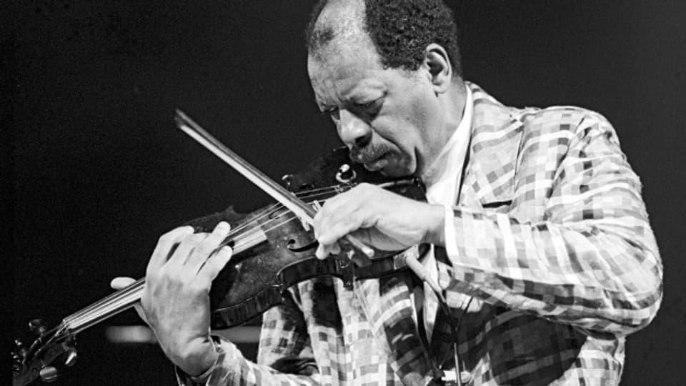 Seine Musik ist Inspiration für viele: Ornette Coleman.