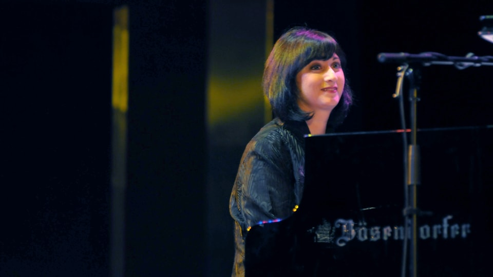 Die Pianistin Renee Rosnes spielt als eine der wenigen Frauen in der obersten Liga des Jazz mit.