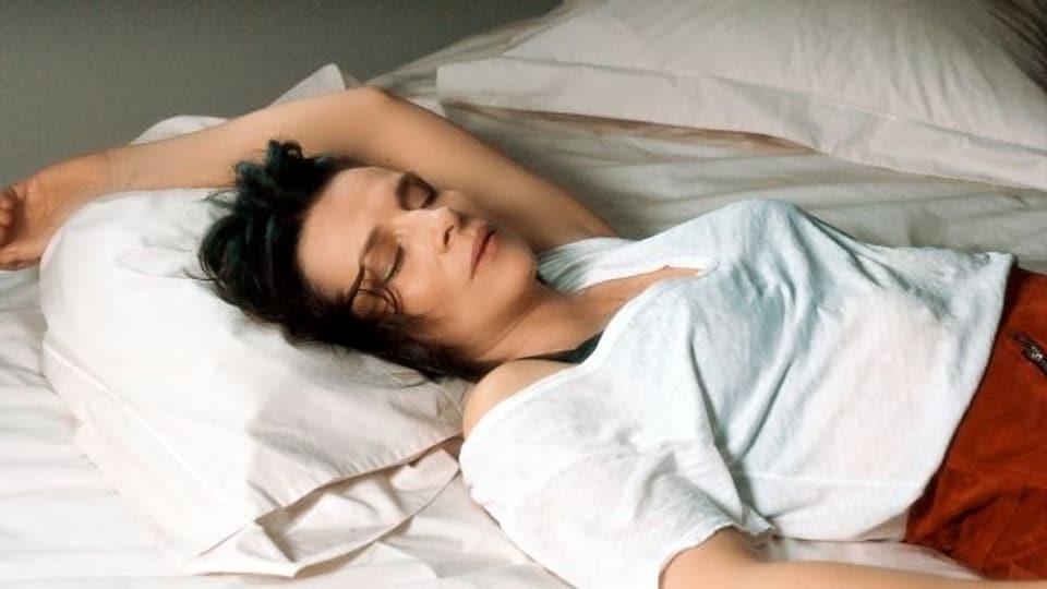 Juliette Binoche in «Un beau soleil interieur»