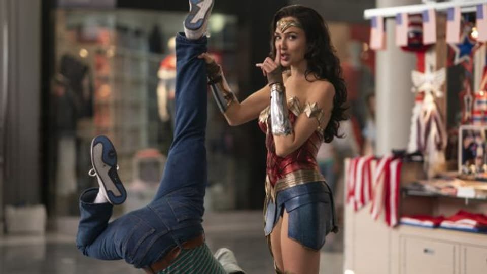 Gal Gadot als «Wonder Woman 1984»