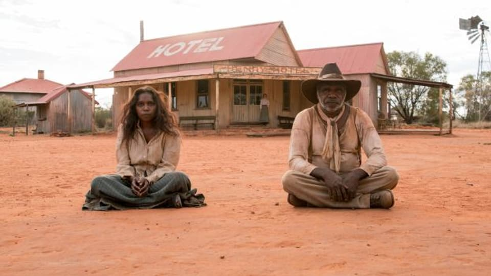 Hamilton Morris und Natassia Gorey-Furber in «Sweet Country»