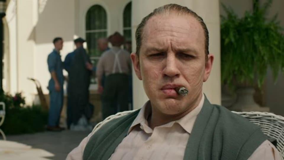 Tom Hardy ist «Capone»