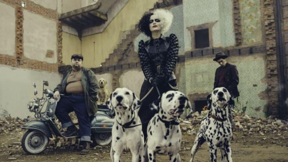 Disneys «Cruella» mit Emma Stone