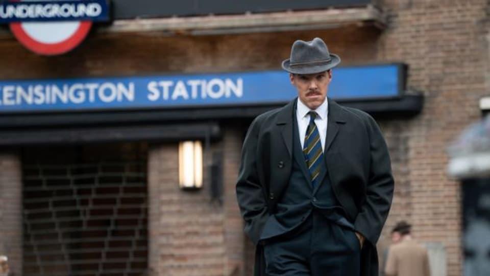 Benedict Cumberbatch ist «The Courier»
