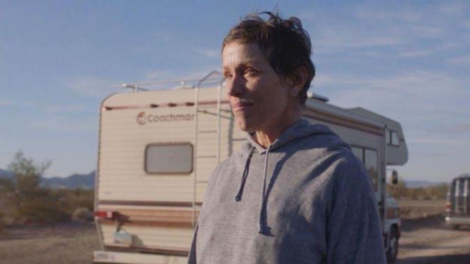 Frances McDormand in «Nomadland»