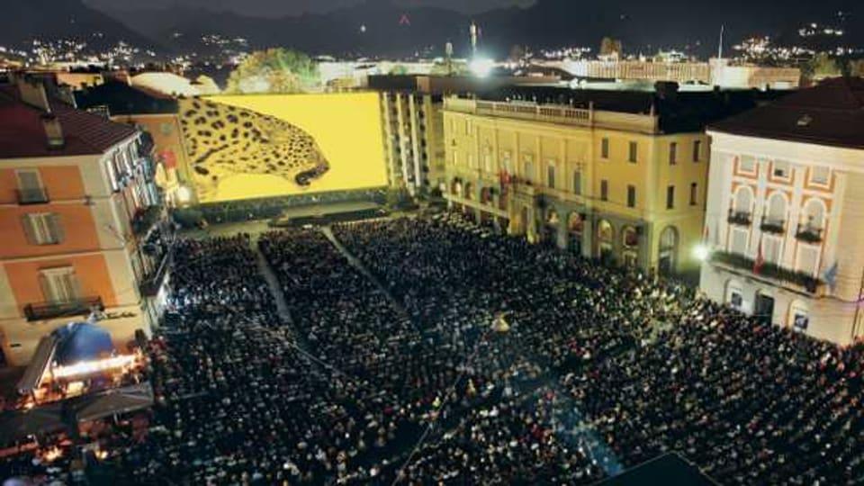 Filmfestival Locarno - Piazza Grande