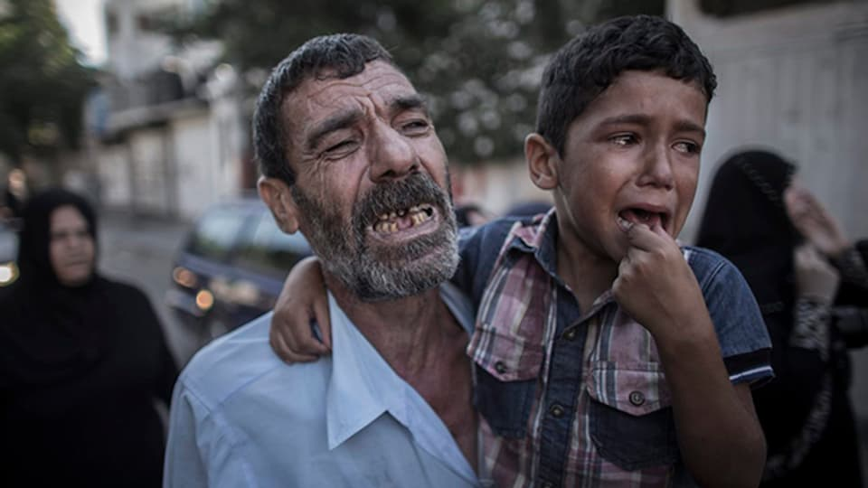 Die Gewalt zwischen Palästina und Israel nimmt wieder zu.