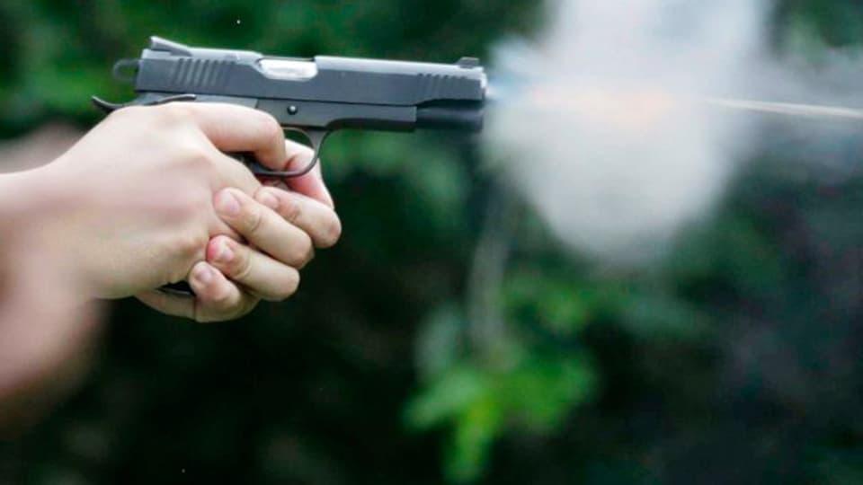 Das Recht eine Waffe zu tragen hat in den USA Tradition.