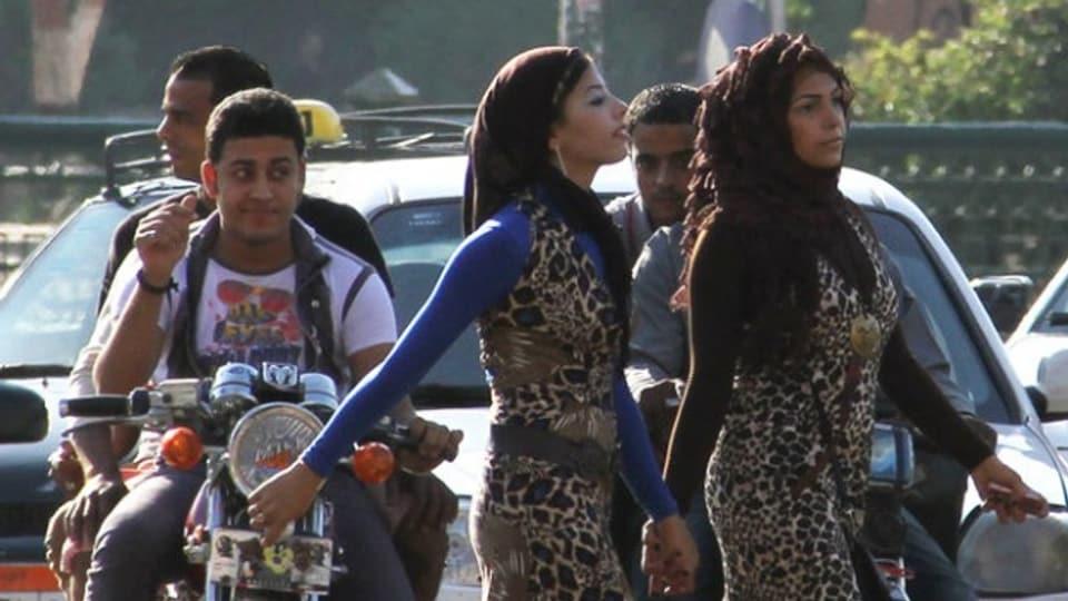 Ein Film über die sexuelle Frustration junger Ägypter.