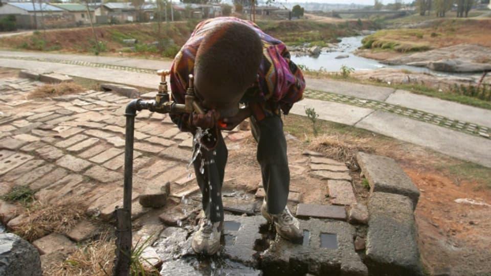 Sauberes Trinkwasser ist für viele keine Selbstverständlichkeit.