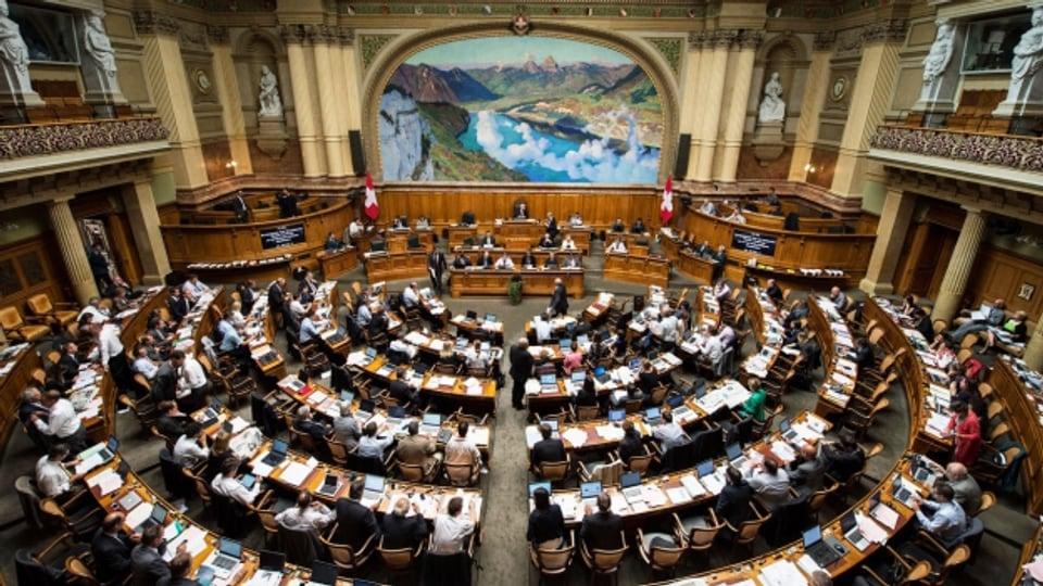 Wird das Volk durch das Parlament repräsentiert?
