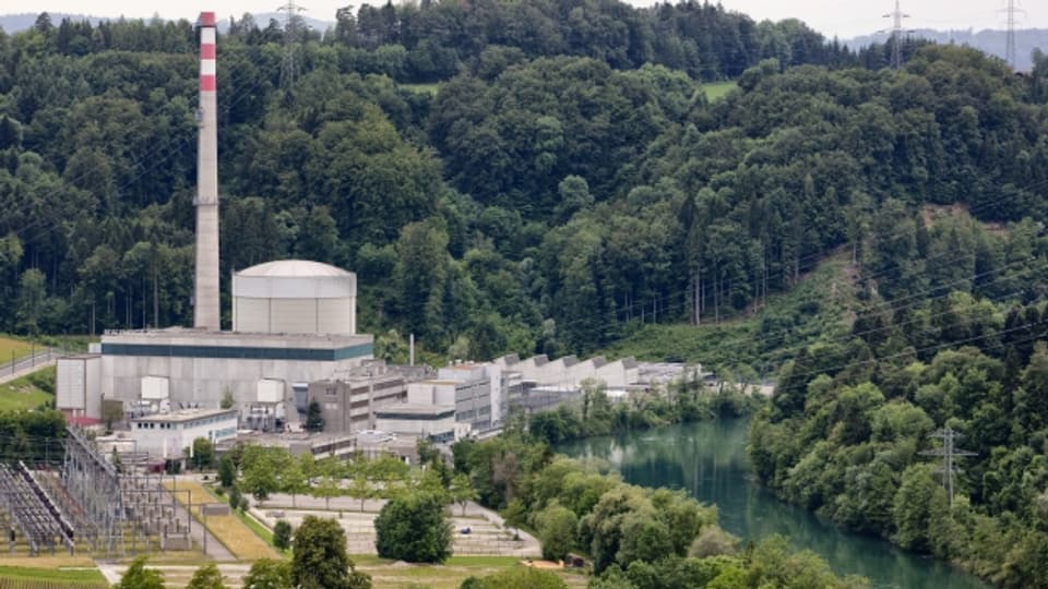 Wie demontiert man ein Kernkraftwerk? (im Bild: Mühleberg)