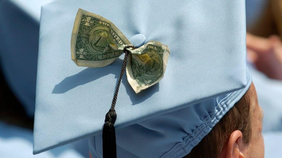 Private Gelder werden für die Finanzierung der Universitäten immer wichtiger.