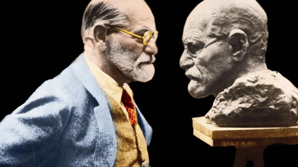Sigmund Freud erhoffte sich von der Naturwissenschaft Beweise zu erhalten für seine Theorien.