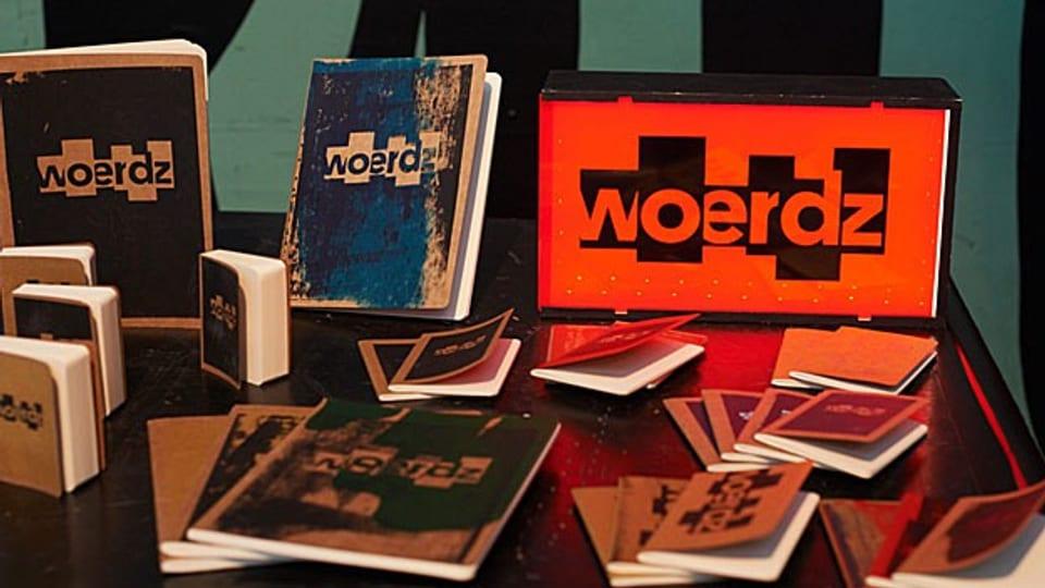 Das Woerdz-Festival findet alle zwei Jahre in Luzern statt.