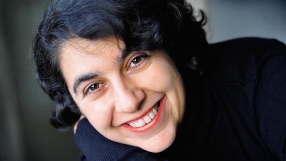 Die Autorin und Sozialpädagogin Mernousch Zaeri-Esfahani