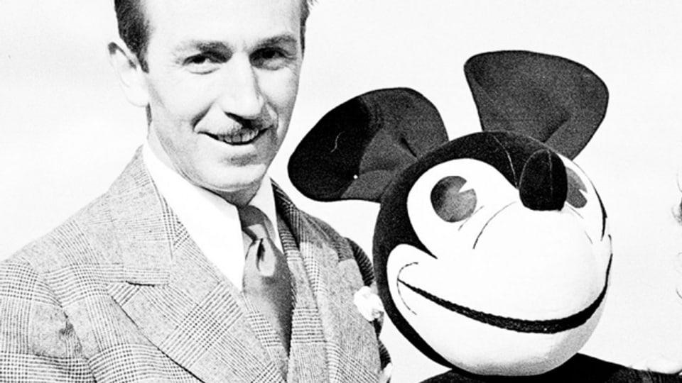 Walt Disney 1935.