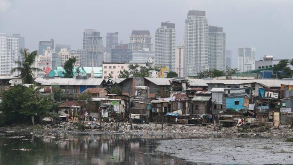 Unter Naturkatastrophen leiden vor allem die Armen