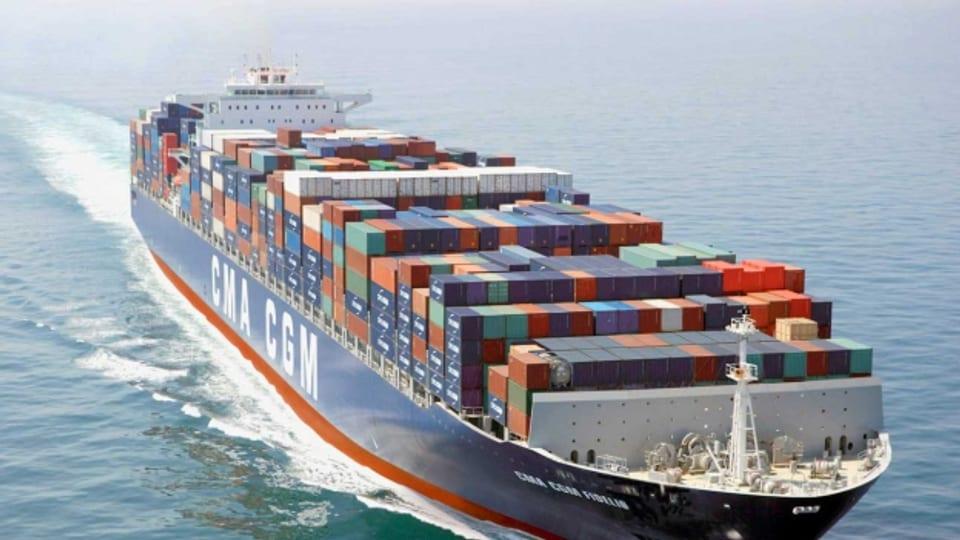 Containerschiffe sind schlimme Dreckschleudern.
