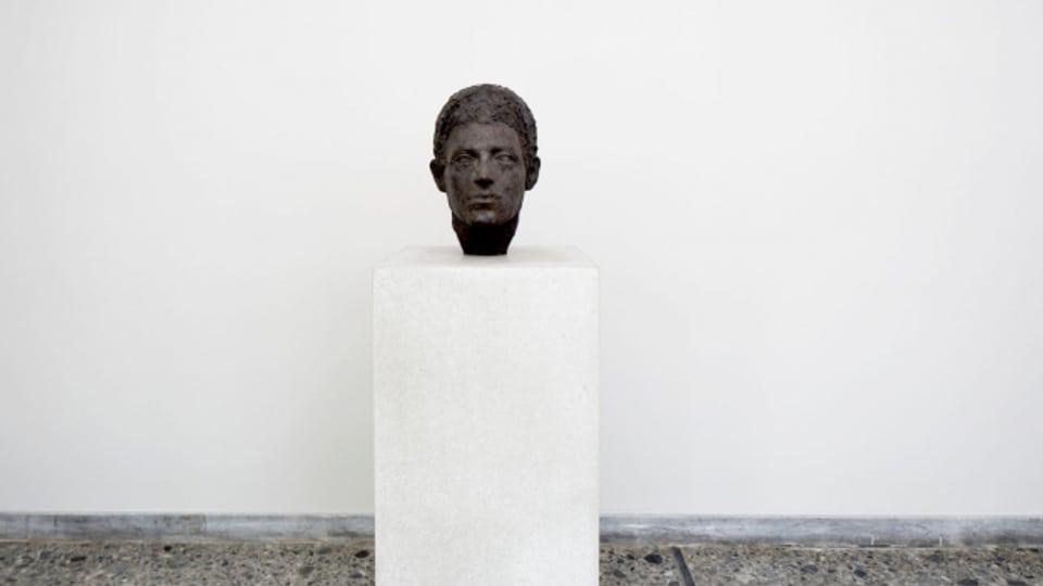 Eine Arbeit von Teresa Hubbard und Alexander Birchler im Schweizer Pavillon an der Bienale im Venedig.