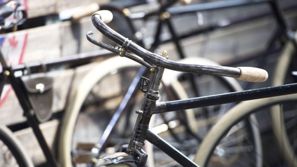 Das Fahrrad wird dieses Jahr 200 Jahre alt.