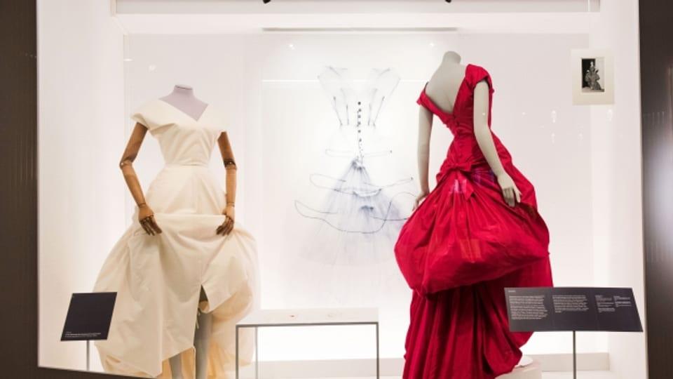 Die Ausstellung «Balenciaga: Shaping Fashion» in London gibt einen Einblick in das kreative Schaffen von Cristóbal Balenciaga.