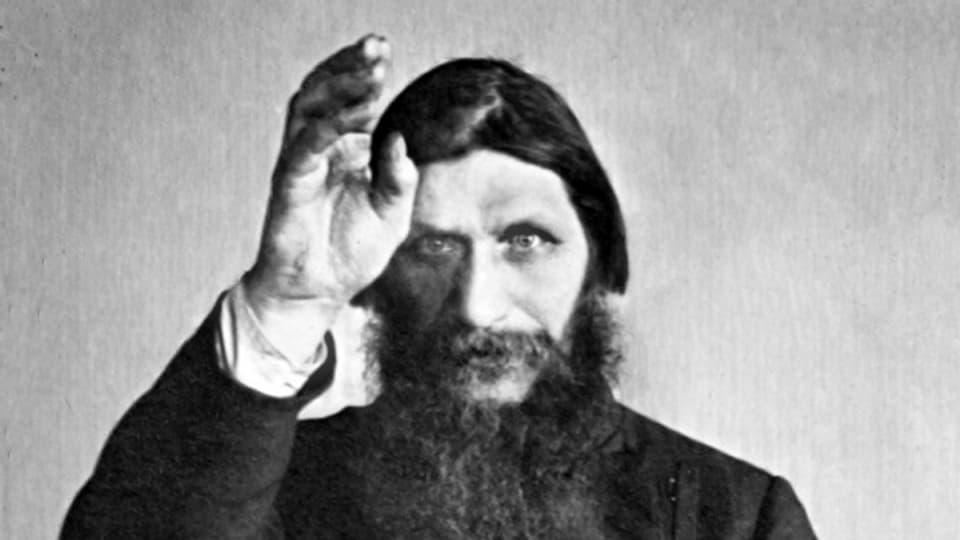 Grigori Rasputin war ein russischer Wanderprediger.
