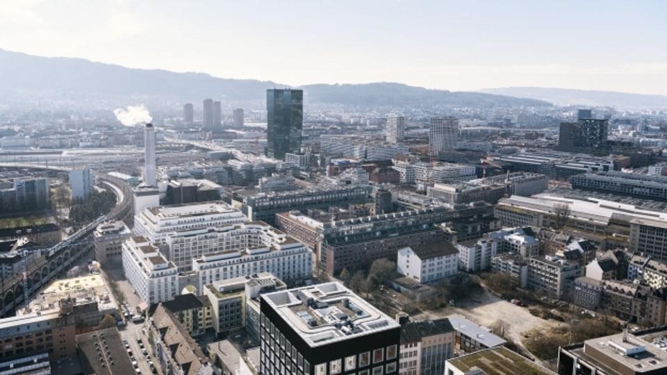 Die Stadt Zürich