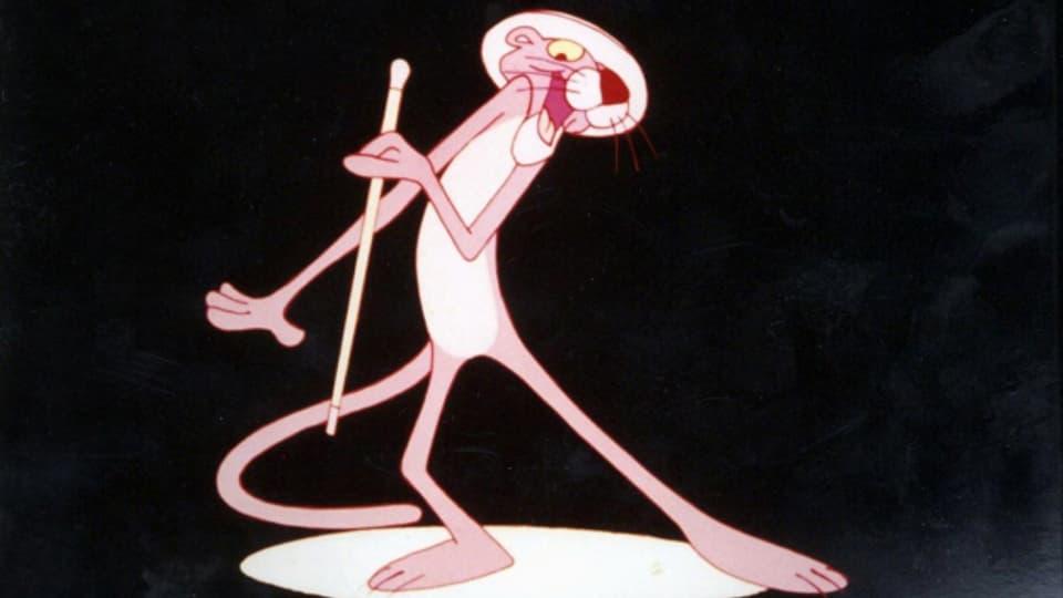 Da hört man doch sofort diese bekannte Melodie im Kopf: ein Bild des Pink Panther.