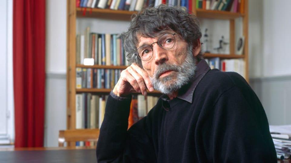 Der Autor Markus Werner.