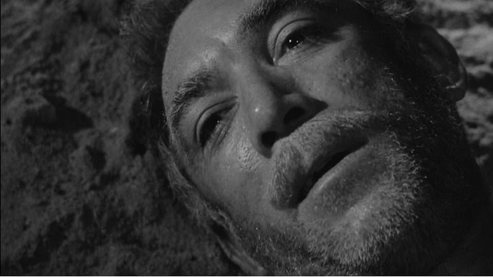 Antony Quinn in einer seiner bekanntesten Rollen.
