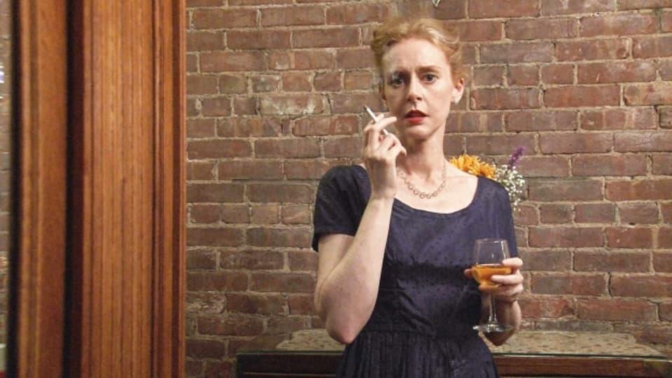 Ivy, gespielt von Amanda Barron, in «Homo Faber»